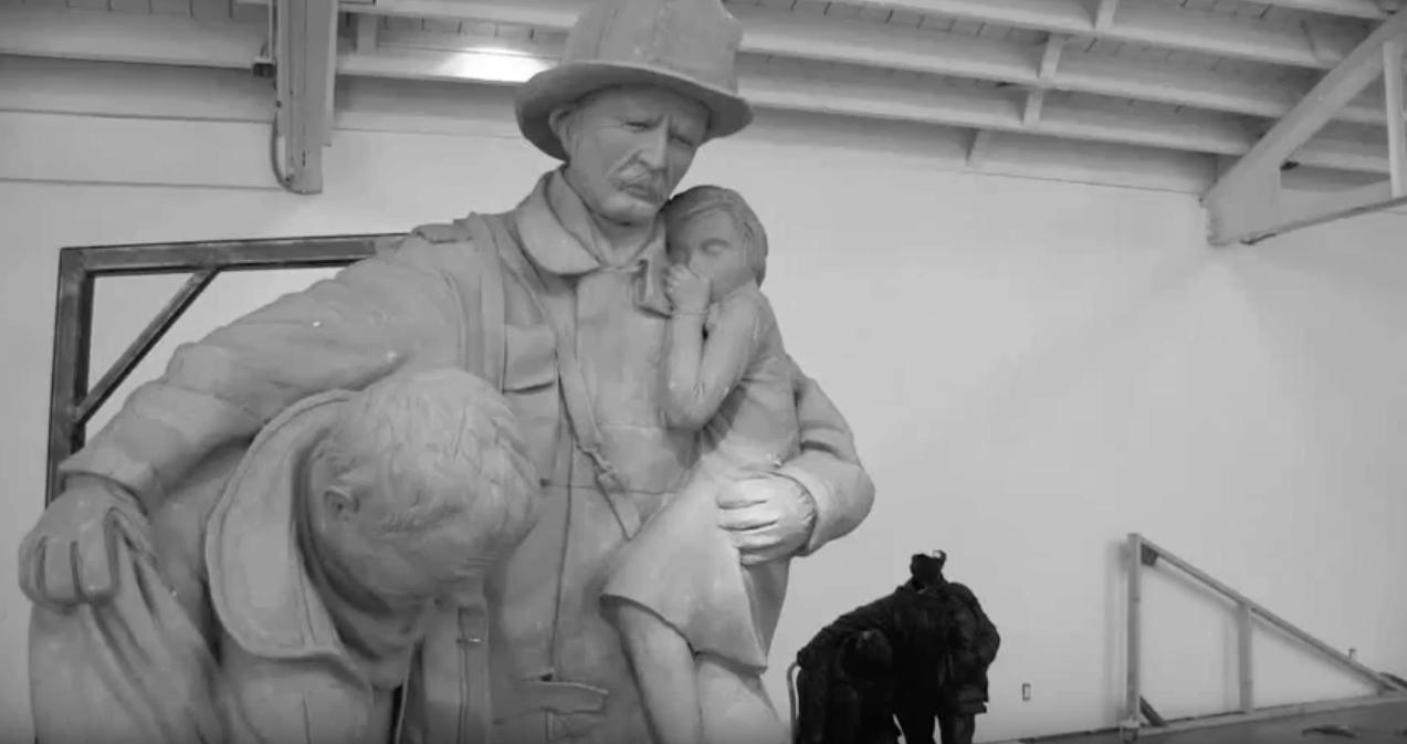 Omaha Firefighter's Memorial