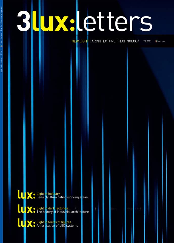 3lux Magazine Cover