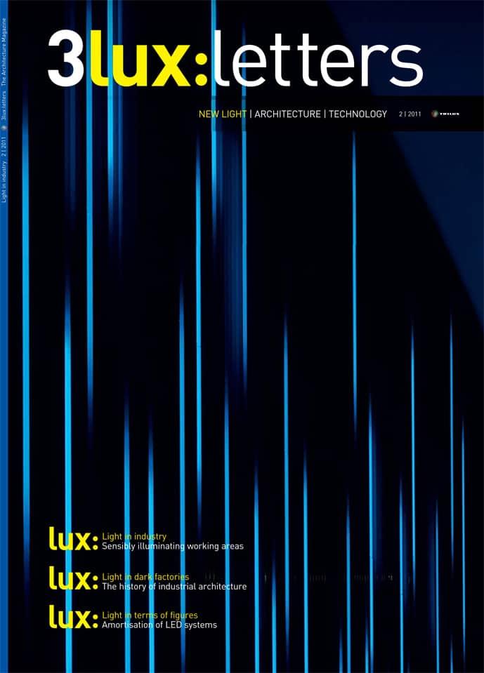 3lux Magazine Cover