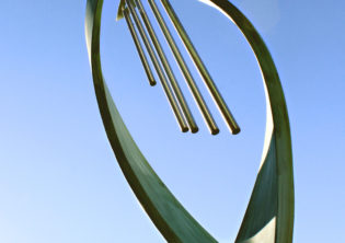 Harmony Chime Sculpture