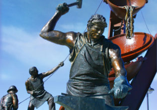 Labor Sculpture