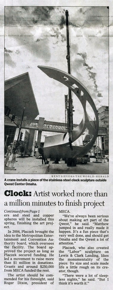 Million Minutes Article