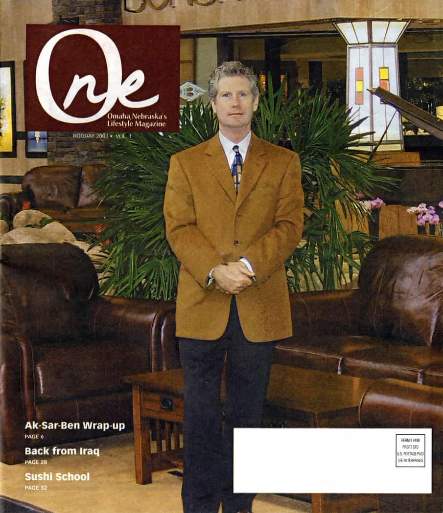 One Magazine Cover