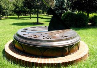 Placzek Shadows of Time Sculpture