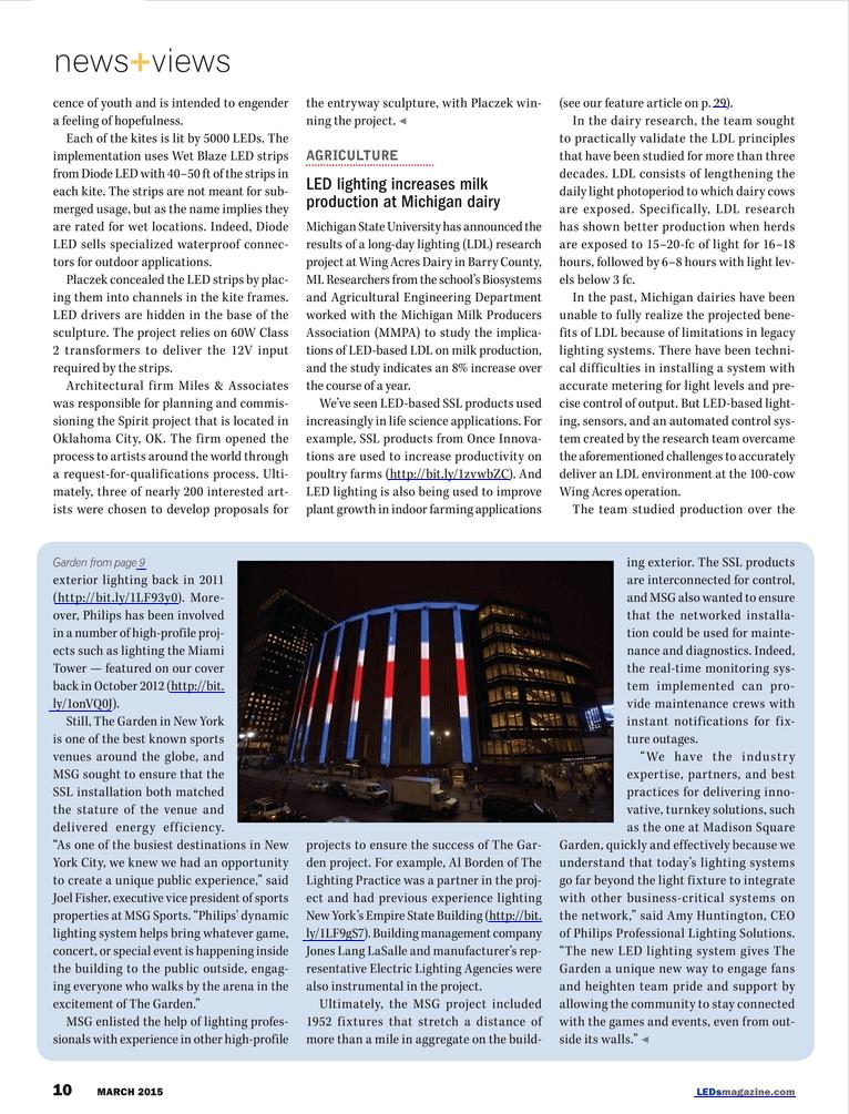 LED Magazine Article