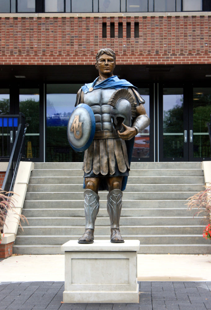 Spartan Sculpture