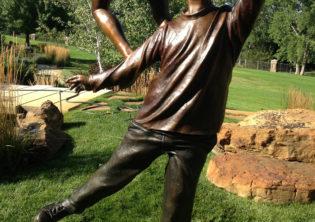 Spellbound Bronze Sculpture