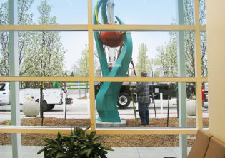Unity Sculpture