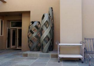 Vessels Sculpture