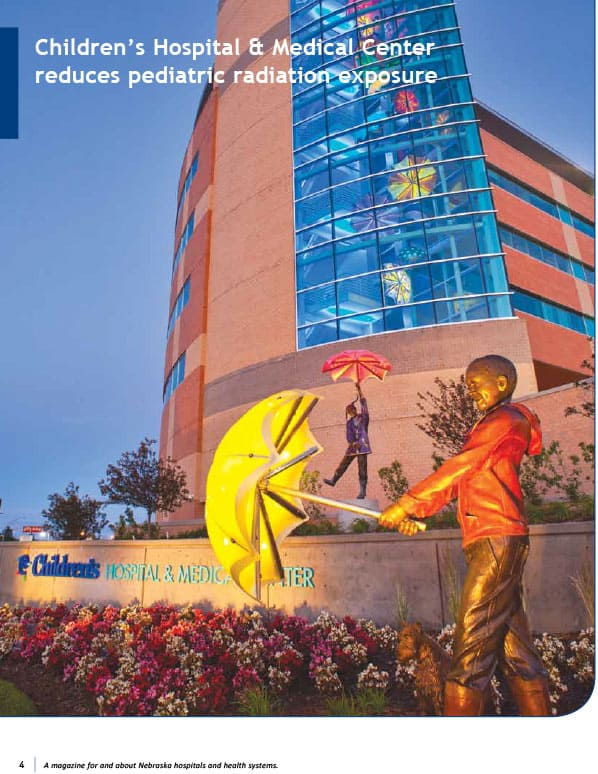 Children's Hospital Imagine Sculpture