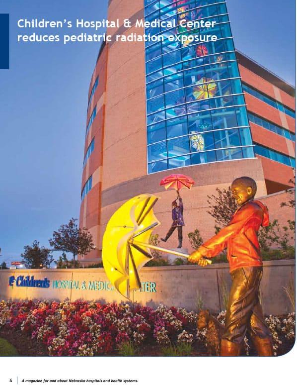 Children's Hospital Imagine Sculpture
