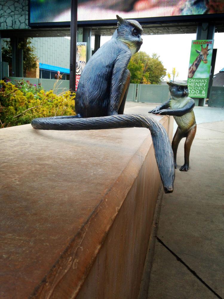 Wolfsguenon Sculpture