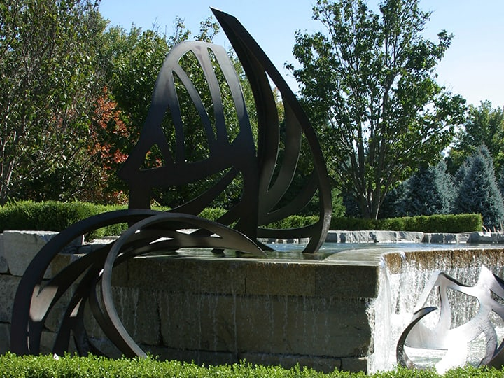 water feature sculpture