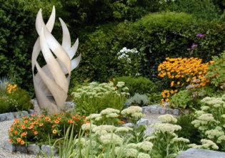 Garden Sculpture Modern