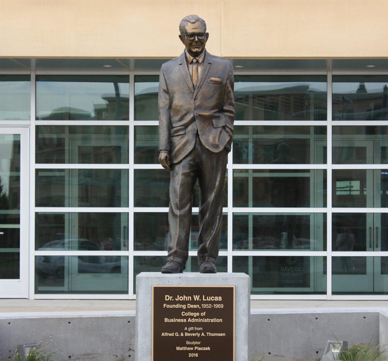John Lucas Monumental Sculpture