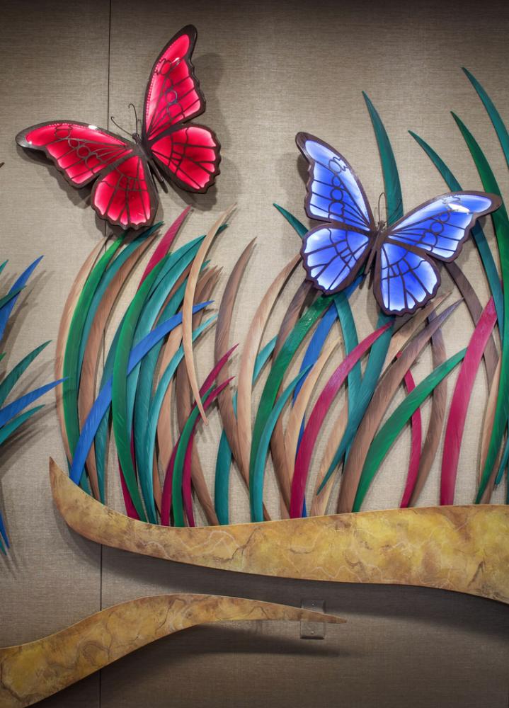 Healing Art Wall Sculpture